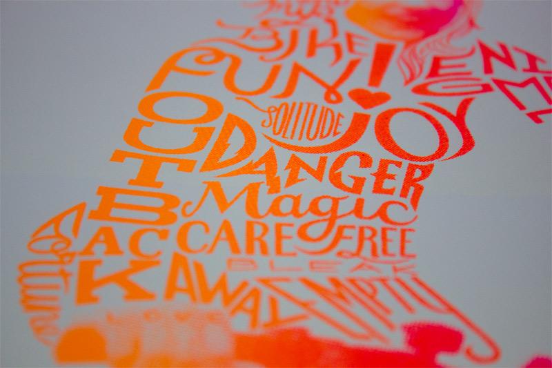 Draw Studio Poster Design Miles Away Renee Gentle Jungle Bean