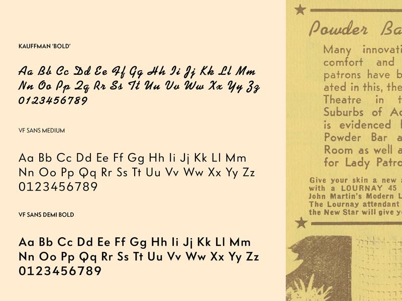 CapriBranding-Typography
